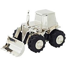 EDZARD Spardose Traktor H 9 cm