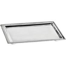 EDZARD Tablett Perla 19x11 cm