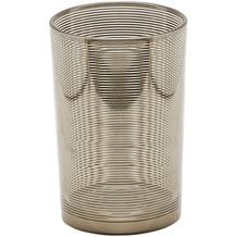 EDZARD Teelicht Hauke Silber H 18 cm