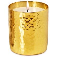 EDZARD Votivlicht m. Wachs Gold H 8 cm