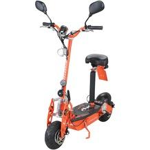 eFlux Street 20 Straßenzulassung orange 500 Watt, 36 Volt, 12 AH, bis 20 km/h