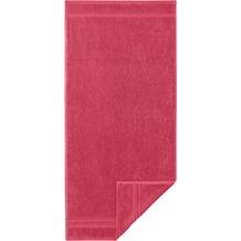 Egeria Manhattan Gold Waschhandschuh SWEDISH RED