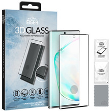 Eiger 3D SP Glass Samsung Galaxy Note10 clear/black