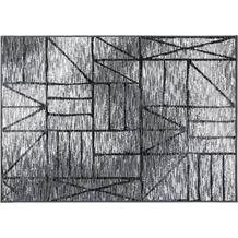 Einfach Schöner Teppich Ben, grau 133 x 190