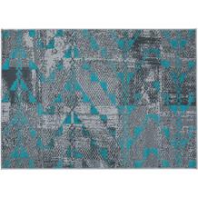 Einfach Schöner Teppich Laura, türkis 133 x 190