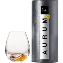 Eisch Aurum Whiskybecher 128/14 in Geschenkröhre