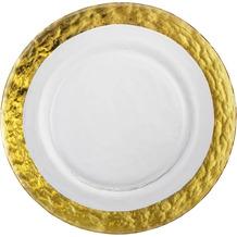 Eisch Colombo Gold Dessertteller 515/20.5cm