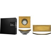 Eisch Gold Rush Kaviarset 999/1 gold
