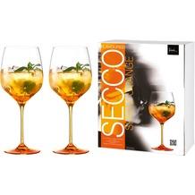 Eisch Secco Flavoured Spritz Orange 505/1, 2 Stück im Geschenkkarton
