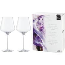 Eisch Sky Sensis Plus Burgunder 518/1 - 2 Stück im Geschenkkarton Cuvée
