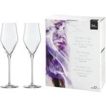Eisch Sky Sensis Plus Champagnerglas 518/7 - 2 Stück im Geschenkk. Cuvée