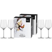 Eisch Sky Sensis plus Rotweinglas 518/2 - 4 Stück im Geschenkkarton