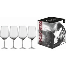 Eisch Vinezza Bordeauxglas 550/0 - 4 Stück im Geschenkkarton