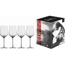 Eisch Vinezza Rotweinglas 550/2 - 4 Stück im Geschenkkarton