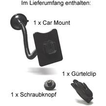 Eixo Fahrzeughalter (Car Mount) mit Saugnapf und Schraubknopf für Eixo Alucases