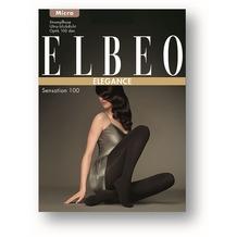 ELBEO Strumpfhose 100 Sensation nachtblau 38-40