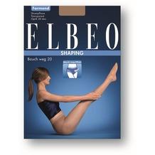 ELBEO Strumpfhose 20 Bauch weg schwarz 38-40