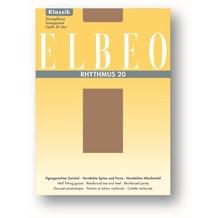 ELBEO Strumpfhose 20 Rhythmus granit 38-40