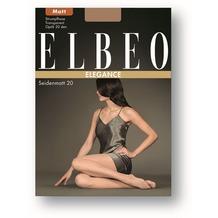 ELBEO Strumpfhose 20 Seidenmatt schwarz 38-40