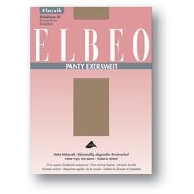 ELBEO Strumpfhose Extraweit Panty diamant 43-45