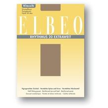 ELBEO Strumpfhose Extraweit Rhythmus granit 43-45