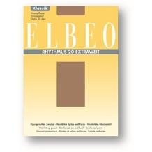 ELBEO Strumpfhose Extraweit Rhythmus perle 43-45