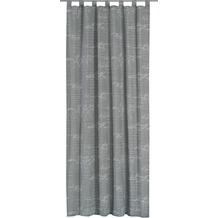Elbersdrucke Fertigdeko Loveletter Deko grau - weiß