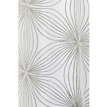 Elbersdrucke Gardine Starflower 00 weiß 140 x 255 cm