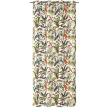 Elbersdrucke Gardine Jungle bunt 140 x 255 cm