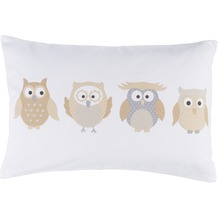 Elbersdrucke Kissen Little Owl beige