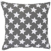 Elbersdrucke Kissen Stars allover 17 braun 45 x 45 cm