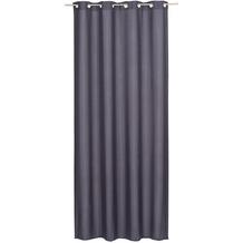 Elbersdrucke Ösenschal Lino 10 violett 140 x 255 cm