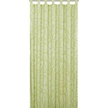 Elbersdrucke Schlaufenschal Free 03 grün 140 x 255 cm