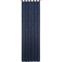Elbersdrucke Schlaufenschal Relax Touch 01 dunkelblau 140 x 255 cm