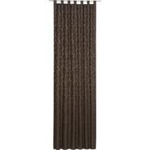 Elbersdrucke Schlaufenschal Relax Touch 06 coffee 140 x 255 cm