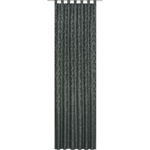 Elbersdrucke Schlaufenschal Relax Touch 07 grau 140 x 255 cm