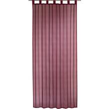 Elbersdrucke Schlaufenschal Streifenvoile bordea 140 x 255 cm