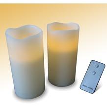 Thumbs Up Elektronische Kerzen mit Fernbed. 2´er Pack