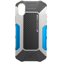 Element Case Formula for iPhone X grey/blue