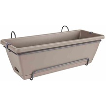 elho Barcelona All-In-1 taupe, 50cm