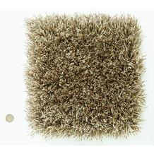 Kelii Hochflor-Teppich Elias 13 beige-sand Wunschmaß