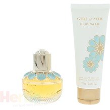 Elie Saab Girl Of Now Giftset Edp Spray 30ml/Body Lotion 75ml 105 ml