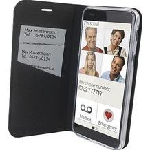 Emporia Book Case Leder, SMART.2, schwarz