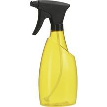 emsa Blumensprüher FUCHSIA, Transparent Gelb, 0,70 Liter