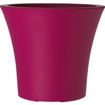 emsa Blumenkübel CITY CURVE, Pink, Ø 30 cm