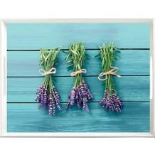 emsa Dekortablett CLASSIC Tablett, Lavender, 50 x 37 cm