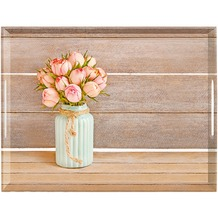 emsa CLASSIC Tablett Vintage Roses 50x37 cm
