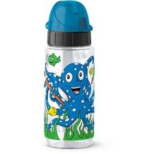 emsa DRINK2GO TRITAN Trinkflasche, Octopus, 0,5 L