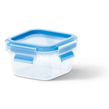 emsa Frischhaltedose CLIP & CLOSE quadratisch, 0,25 Liter