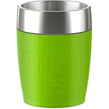emsa Isolierbecher TRAVEL CUP, Limette, 0,20 Liter